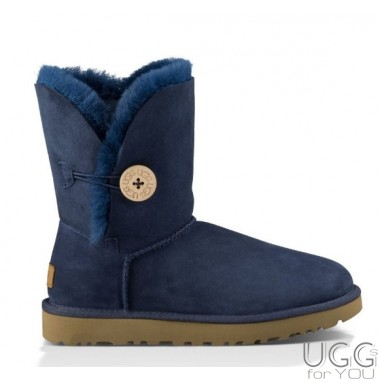 UGG Australia Bailey Button Blue