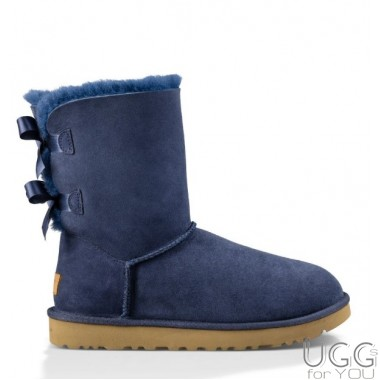 UGG Australia Bailey Bow Blue