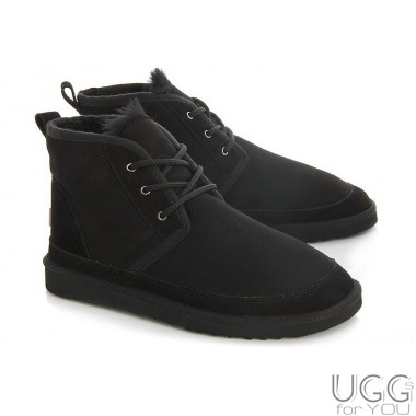 Forester Mini Boots Black (Men)