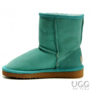 UGG Australia Kids Classic Short Sea