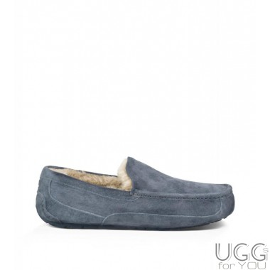UGG Australia Ascot Slippers Grey
