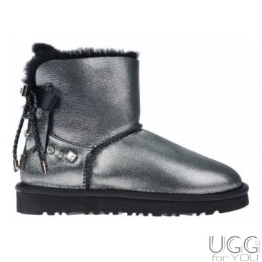 UGG Australia Mini Bailey Braid Sad