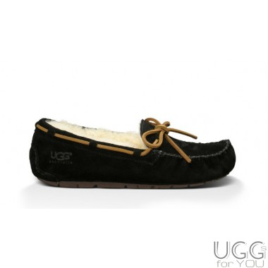 UGG Australia Dakota Slippers Black