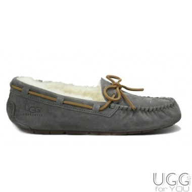 UGG Australia Dakota Slippers Grey