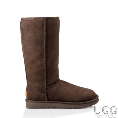 UGG Australia Classic Tall Chocolate